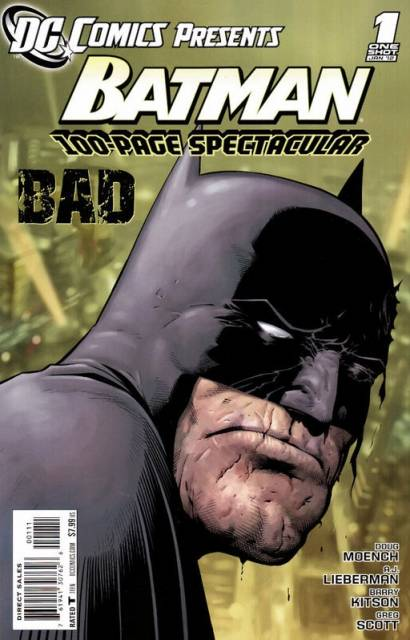 DC Comics Presents: Batman: Bad