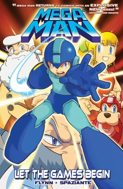 Mega Man: Let the Games Begin