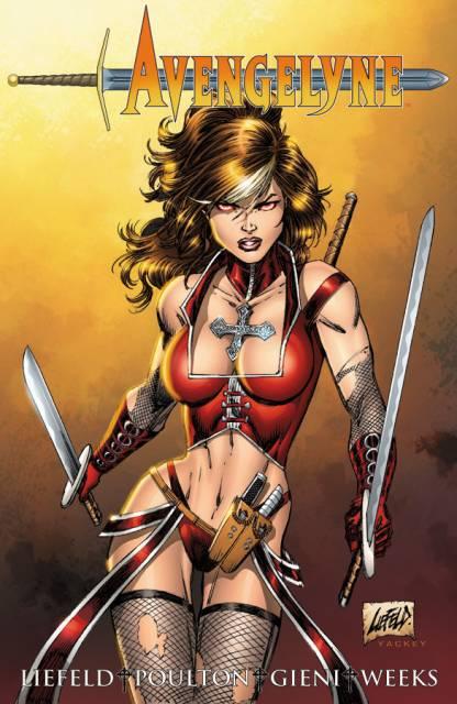 Avengelyne: Devil in the Flesh