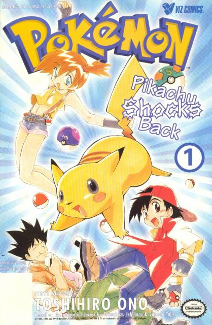 Pokemon: Pikachu Shocks Back
