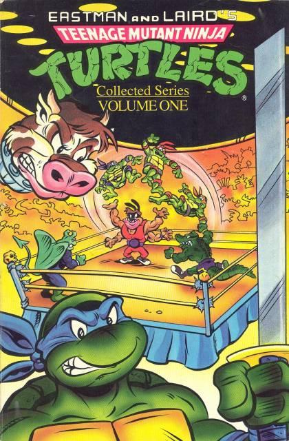Teenage Mutant Ninja Turtles: Collected Series
