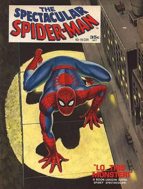 The Spectacular Spider-Man Magazine