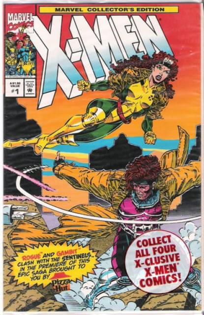 The X-Men Collector's Edition