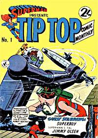 Tip Top Comic Monthly