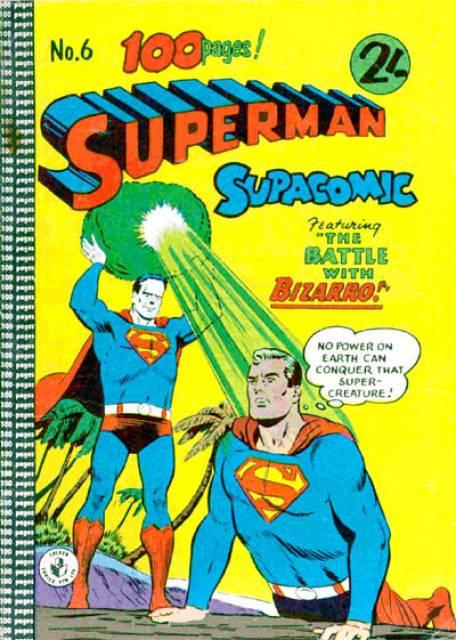Superman Supacomic