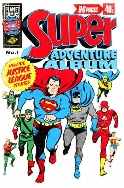 Super Adventure Album