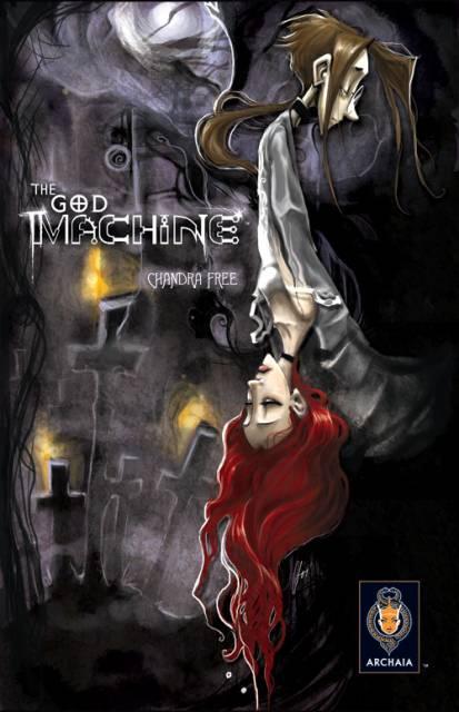 God Machine Preview Book