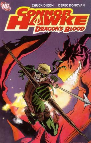 Connor Hawke: Dragon's Blood