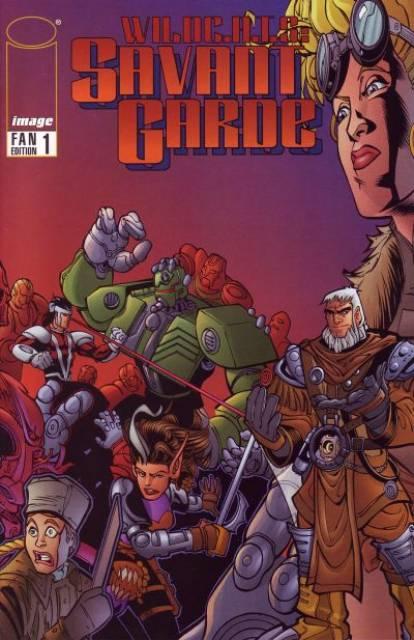 WildC.A.T.s: Savant Garde