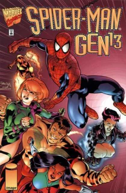 Spider-Man/Gen 13