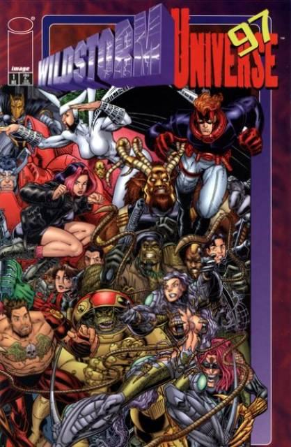 WildStorm Universe '97 Sourcebook