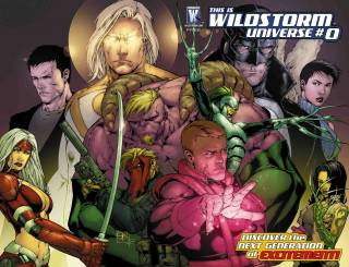 This is Wildstorm Universe