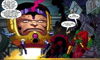 Fall of the Hulks: Gamma