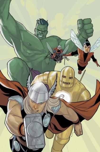 The Original Avengers