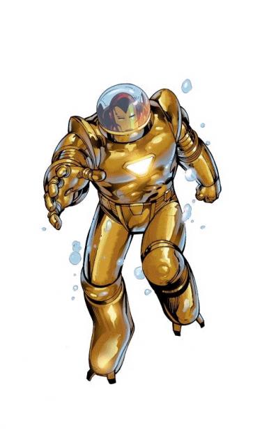 Hydro Armor Mark I