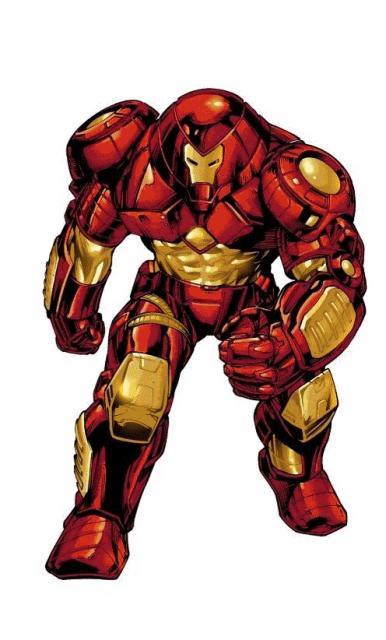 Hulkbuster Armor Mark I