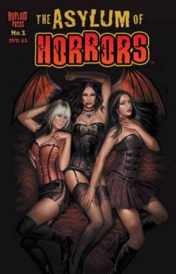 The Asylum of Horrors