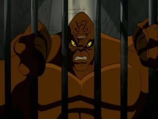 Bi-Beast in the Avengers cartoon