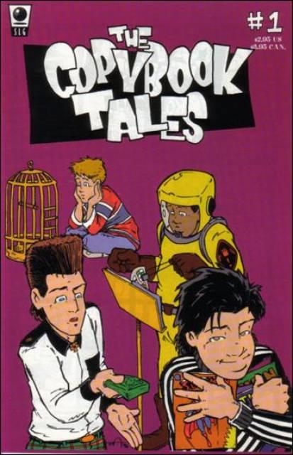 Copybook Tales