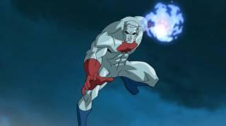 Captain Atom in Superman/Batman: Public Enemies