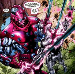 High Evolutionary Siphoning the Surfer