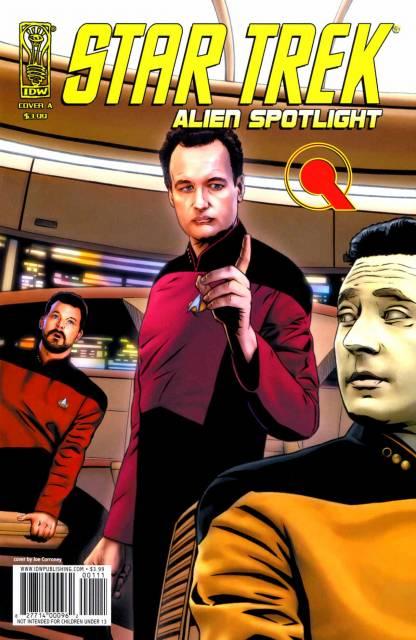 Star Trek: Alien Spotlight: Q