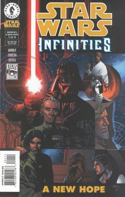 Star Wars: Infinities - A New Hope