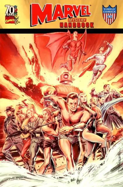 Marvel Mystery Handbook: 70th Anniversary Special