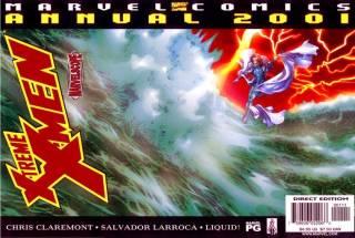 X-Treme X-Men 2001