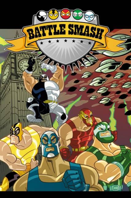 Battle Smash Vs Saucer Men From Venus