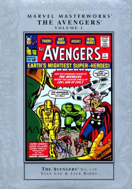 Marvel Masterworks: Avengers