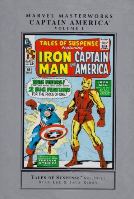 Marvel Masterworks: Captain America