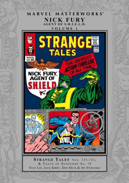 Marvel Masterworks: Nick Fury, Agent of S.H.I.E.L.D.