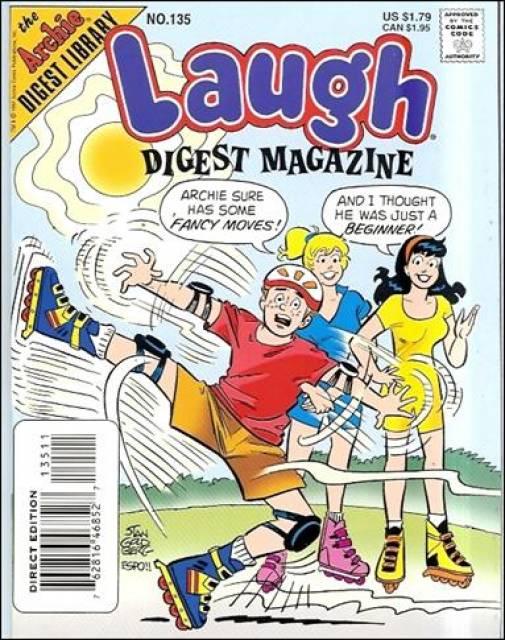 Laugh Digest Magazine