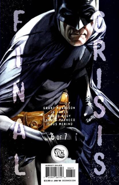 Final Crisis #6 (Jan 2009)