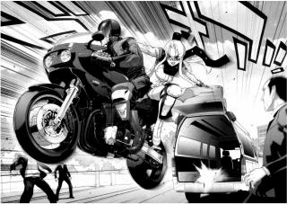 Arashi's first mission