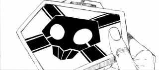 Ichigo's Substitute Soul Reaper Badge