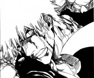 Ichigo uses Blut Vene