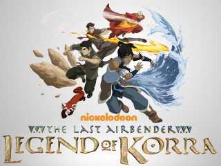 The Last Airbender: Legend of Korra (2012)