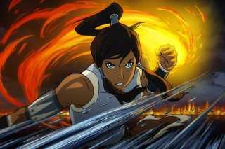 Avatar: Legend of Korra - Korra