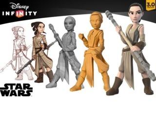 Disney Infinity 3.0 Edition - Rey (Dec 2015)