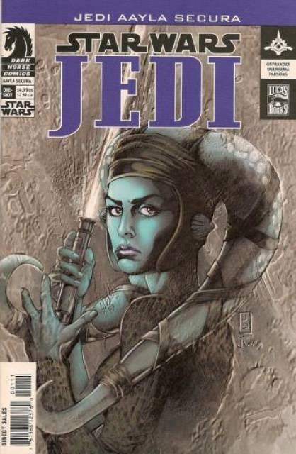 Star Wars: Jedi - Aayla Secura