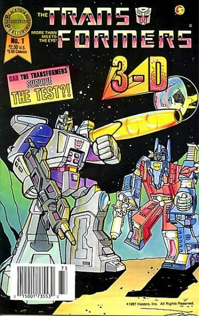 Transformers in 3-D