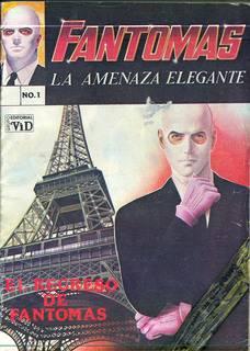 Fantomas - La Amenaza Elegante II Serie