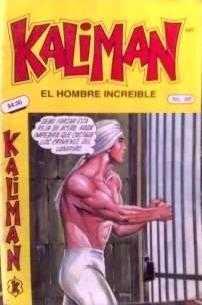 Kaliman - 2a. Serie
