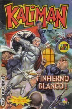 Kaliman - 3a. Serie