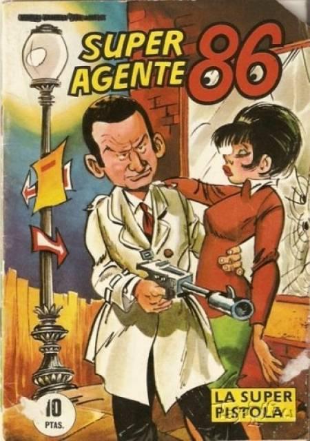 Super Agente 86