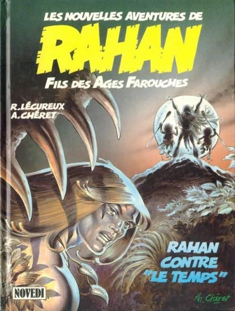 Les Nouvelles Aventures de Rahan