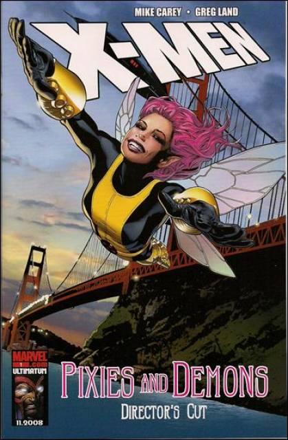 X-Men Pixies and Demons