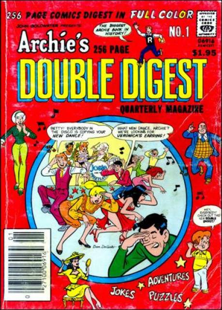 Archie's Double Digest Magazine